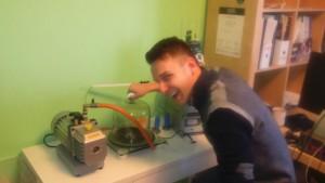 Výprava za slovenským Teseraktom alebo prvé kozmické dáta Želmíra Štúra