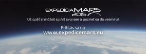 Expedícia Mars 2015 odštartovala!