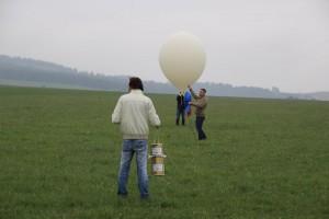 Náš prvý let do vesmíru!
