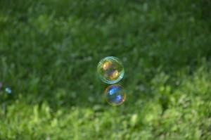 Bubliny všade, kam sa pozrieš