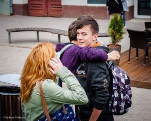 Hug Day 2015